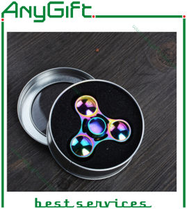 2017 Trending Gift Hand Spinner Finger Spinner with Gift Box/ Fidget Spinner Toy-AG Spinner- B01 pictures & photos