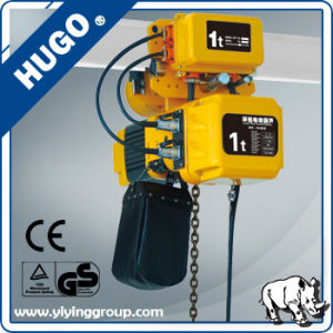 PDH Type Single Speed 1 Ton Electric Chain Hoist Price pictures & photos