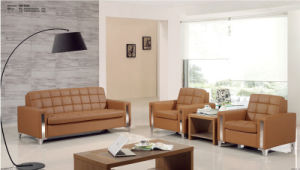 Newland Hot Selling Chinese Leather Sofa Furniture for Office pictures & photos