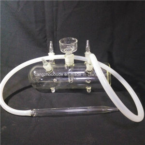Wholesale High Quality Clear Glass Hookah for Sale pictures & photos