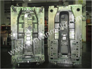 Automotive Car Console Plastic Injection Mold pictures & photos