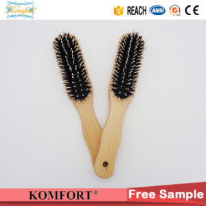 Hot Style Professional Easy Clean Men Wooden Hair Brush pictures & photos
