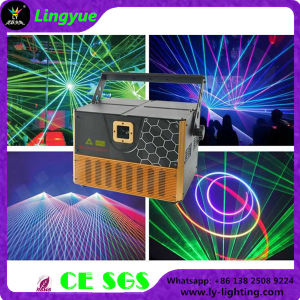 5W-6W RGB Full Color DMX Animation Stage Laser Lighting pictures & photos