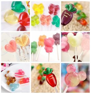 Flat Lollipop Machine Candy Making pictures & photos