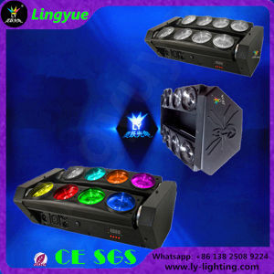 8X10W LED Moving Head Stage Beam Mini Spider Light pictures & photos