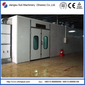 China Suli Painting High Quality Standard Car Spray Booth pictures & photos