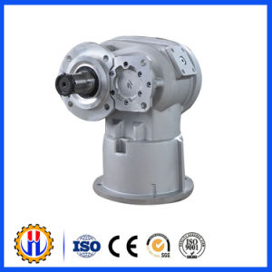Construction Hoist Mini Worm Gearbox Reducer pictures & photos