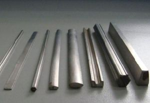 Special Steel Profiles / Special Shapes Steel Bar pictures & photos