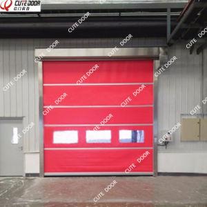 New Design Rapid Shutter High Speed Door Fast Roller Door pictures & photos