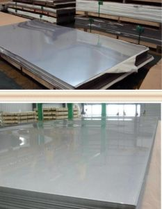 Manufactury 304 316L 201 309 310S 316 Stainless Steel Sheet