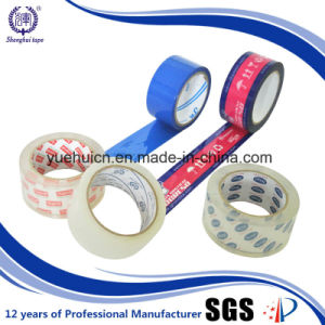 China Main BOPP Waterbased Without Noise Tape pictures & photos