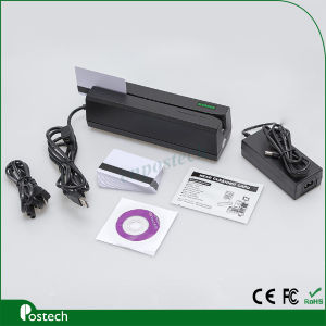 Manual Swipe Magnetic Card Reader/Writer Msr605 pictures & photos