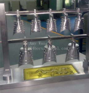 Customized CNC Zinc Aluminum Metal Rapid Prototype with SGS pictures & photos