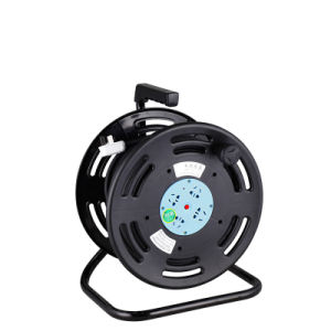 30m/50m High Power Cable Reel with Leakage Protection Socket 16A pictures & photos