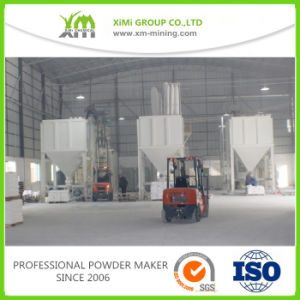 Coated Calcium Carbonate Powder Brightness 98 Min for Rubber Industry pictures & photos