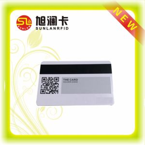 OEM Customized PVC RFID Hotel Key Card with Magnetic Strip pictures & photos
