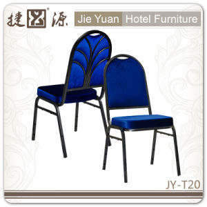 Hotel Restraunt Furniture Stackable Metal Chair (JY-T20) pictures & photos