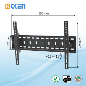 Easy Fixed LCD/LED/Plasma TV Wall Bracket, TV Bracket for 37-70 Inch Screen pictures & photos