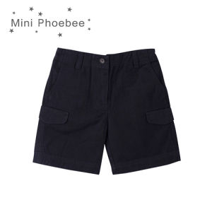 Phoebee 100% Cotton Children Clothing Boys Short Pants for Summer pictures & photos