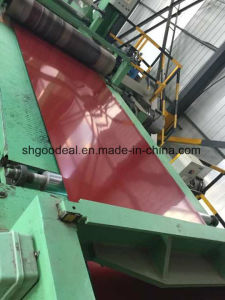 Red Pre-Painted Galvanised Steel Coils Manufacture in China pictures & photos
