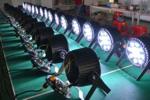 Neutrik Powercon True1 Connector LED PAR Light for Stage Lighting pictures & photos