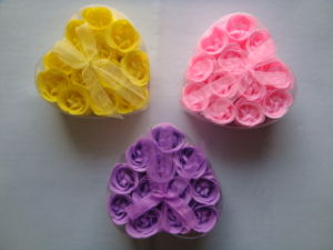 Rose Soap Flowers pictures & photos
