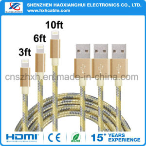 Shenzhen Good Quality USB Data Cable pictures & photos