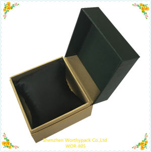 Folding Cardboard Watch Gift Box, Custom Design Is Welcome pictures & photos