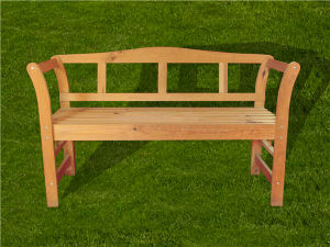 Vintage Wooden Furniture Garden Chair Wood Bench