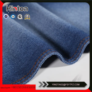 16*16 7oz Denim Fabric for Lady Jeans pictures & photos