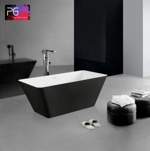 Five Stars Hotel Luxuries OEM Factory Price Two Sided Bathtub pictures & photos