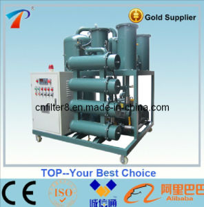 Double Stage Used Transformer Oil Dehydration Filtering Machine (ZYD-50) pictures & photos