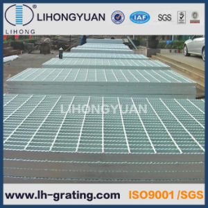 Galvanized Floor Steel Bar Grating for Power Plant pictures & photos