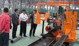 Pipe Prefabrication Profile Cutting Machine pictures & photos