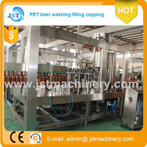 Rotary Carbonated Drink Filling Production Line pictures & photos