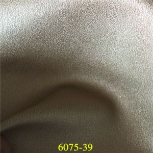 High Abrasion-Resistant PU Faux Automotive Leather for Car Seat Cover pictures & photos