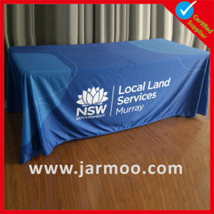 Cheap Promotional Custom Table Cover pictures & photos