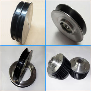 Customized Double Wheel Roller Pulley for Aluminum pictures & photos