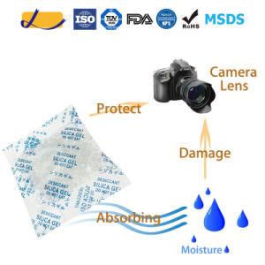Lens Use Silica Gel Desiccant Packet