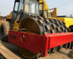 Used Dynapac Ca30d Road Roller Sheep Pad Compactor Roller pictures & photos