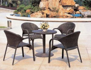 Popular Outdoor Garden Patio Rattan Furniture