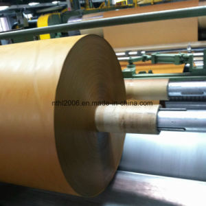 Wood Grain Lamination PVC MDF Membrane Foil pictures & photos