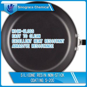 Silicone Resin Non-Stick Coating (S-200) pictures & photos