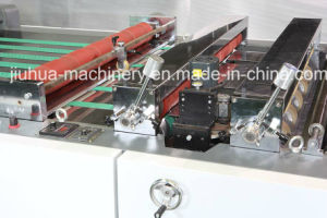 Lfm-Z108L Automatic Laminator with Chain Knife pictures & photos