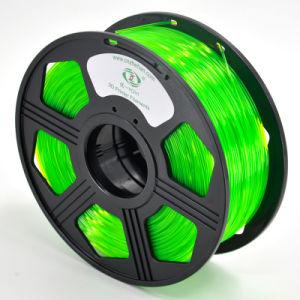 High Quality 3D Printer Filament 3mm/1.75mm Flexible TPU Filament /1.75mm PETG Filament pictures & photos