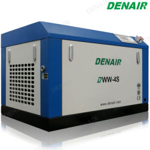 Industrial Electrical Stationary Oil Less Oil-Free Oilless Scroll Air Compressor pictures & photos