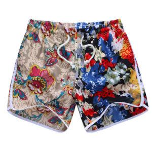 2017 Women Swim Shorts Printed Bikini Swim Wear Shorts pictures & photos