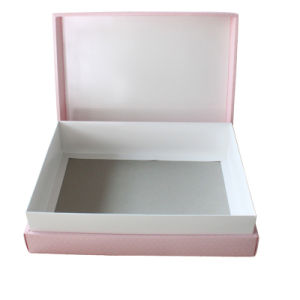 Customizable Lid-off Cosmetic Paper Box pictures & photos