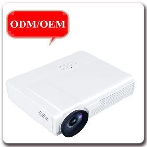Smart Phone Android Wireless Connection Full HD 1080P LED Projector pictures & photos