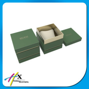 Custom Square Single Watch Paper Packaging Box with Lid pictures & photos